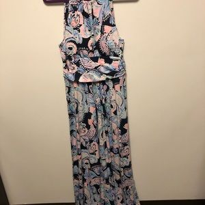 NWT Lilly Pulitzer Martina Maxi Dress